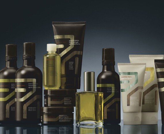 Aveda men products